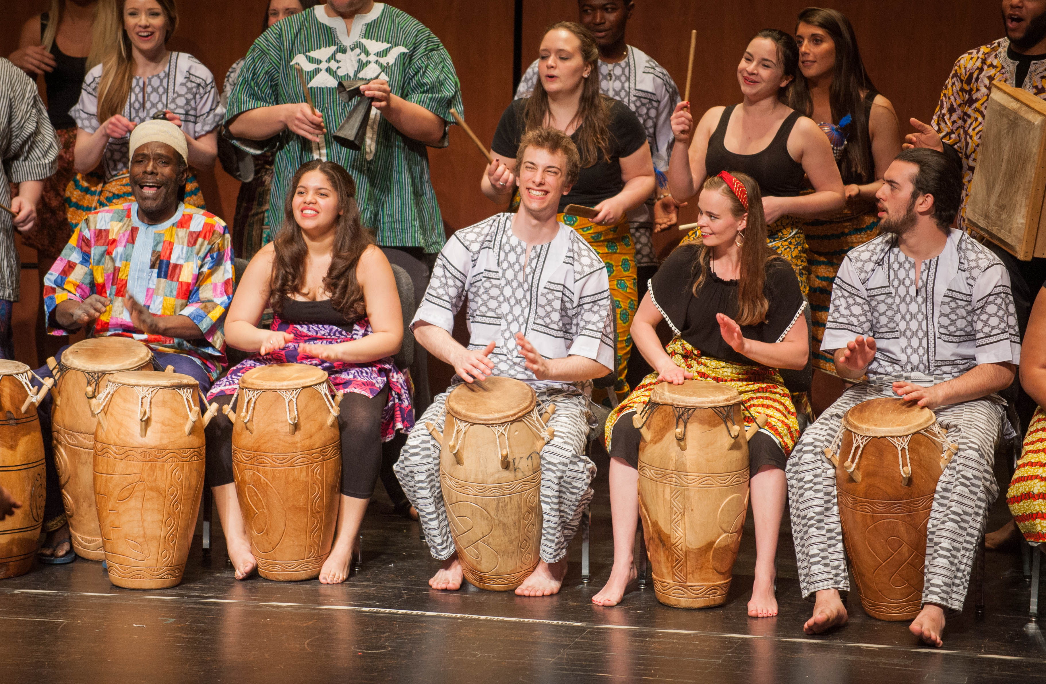 Photo from Crane West African Drum and Dance Ensemble