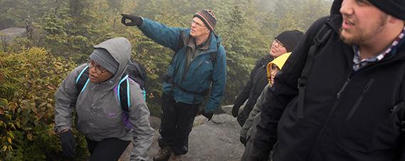 Environmental Studies Adirondack Experience