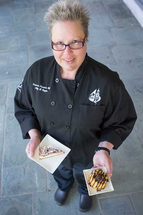 Photo of Executive Chef Amy Conger