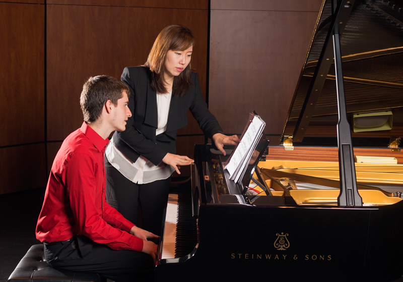 Piano Performance Photo