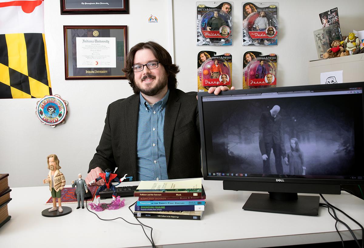 Dr. Trevor Blank
