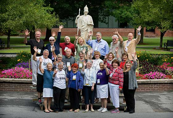 Photo of Class of 1967 Alumni Reunion Weekend