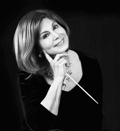 Photo of JoAnn Falletta