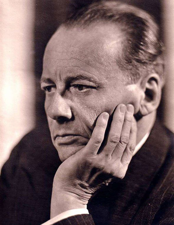 Image of Hermann Zilcher, German composer, pianist, conductor and music teacher.