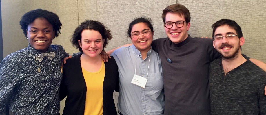 Crane Students attend the 2017 national meeting of the American Musicological Society