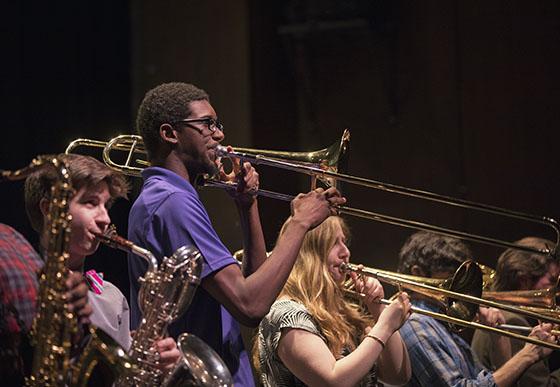 Photo of Crane Latin Ensemble