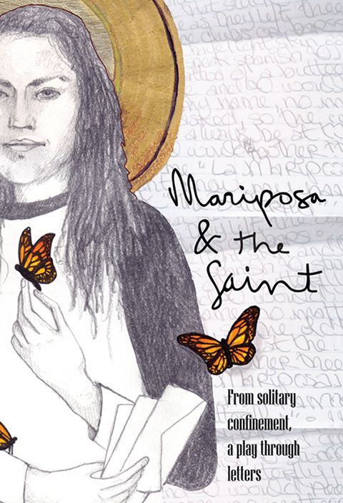photo from play 'Mariposa & the Saint'