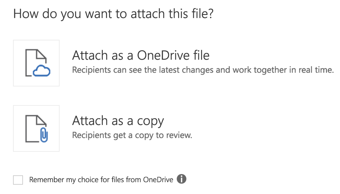 Office 365 File Attach Image 2