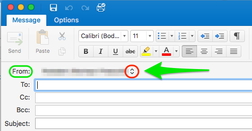 Outlook for Mac Image