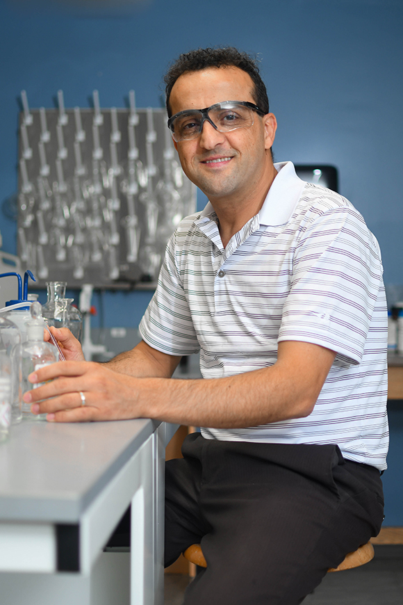 photo of Dr. Fadi Bou-Abdallah