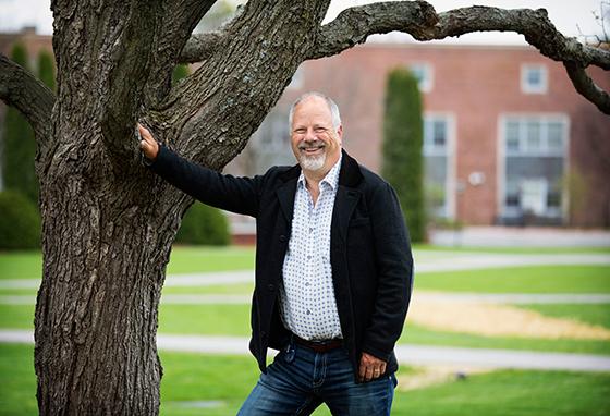 photo of trustee ron fishbeck
