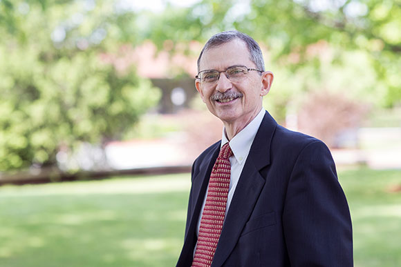 Image of VP for Advancement & Executive Director of the Potsdam College Foundation Salvatore Cania Jr.