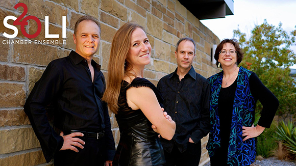 The Soli Chamber Ensemble coming to visit for upcoming residency.