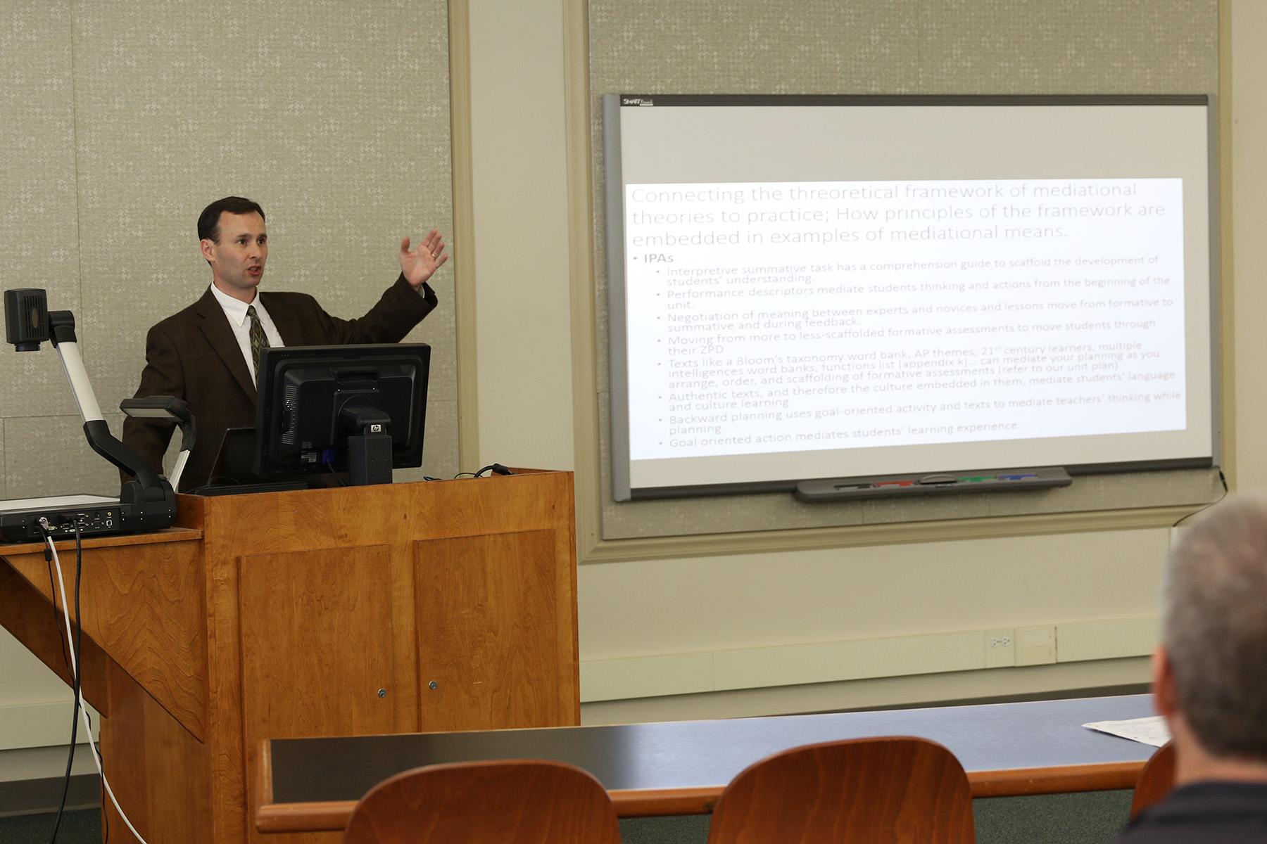 John Storm Presentation Photo