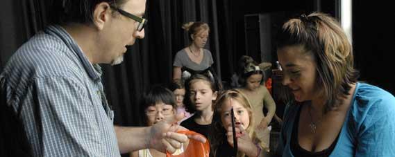 Theatre Education