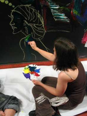 Fine Arts at SUNY Potsdam