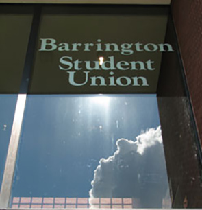 Barrington Student Union Photo