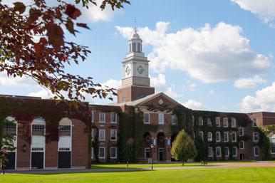 Satterlee Hall