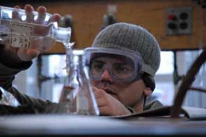 Chemistry Lab Photo