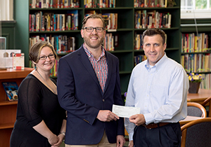 Corning Foundation Check Presentation Image (CPS)