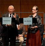 David Pittman Jennings and Lorraine Sullivan Photo