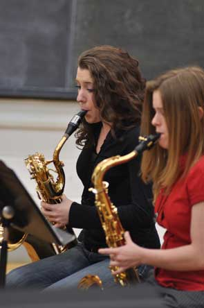 Music Performance Student Photo
