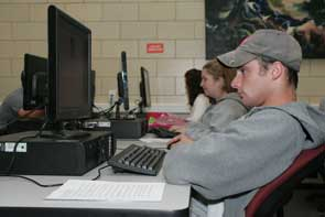 Computer Science Classroom Photo
