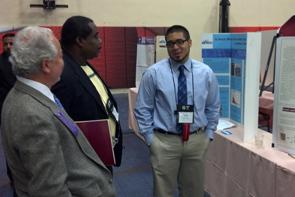 CSTEP Student Presentation Photo