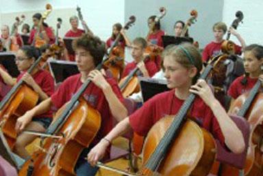 Crane Youth Music Photo