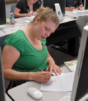 Economics Student Photo