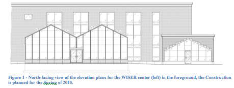 WISER Center plan image