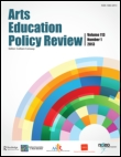 Arts Education Policy Review Cover