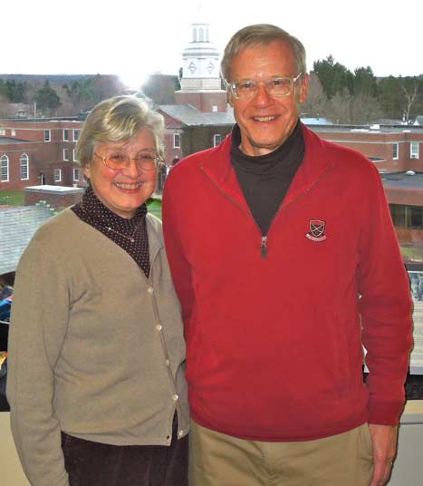 Made possible by the generosity of Gail Haynes Stradling '64 & Richard Stradling.