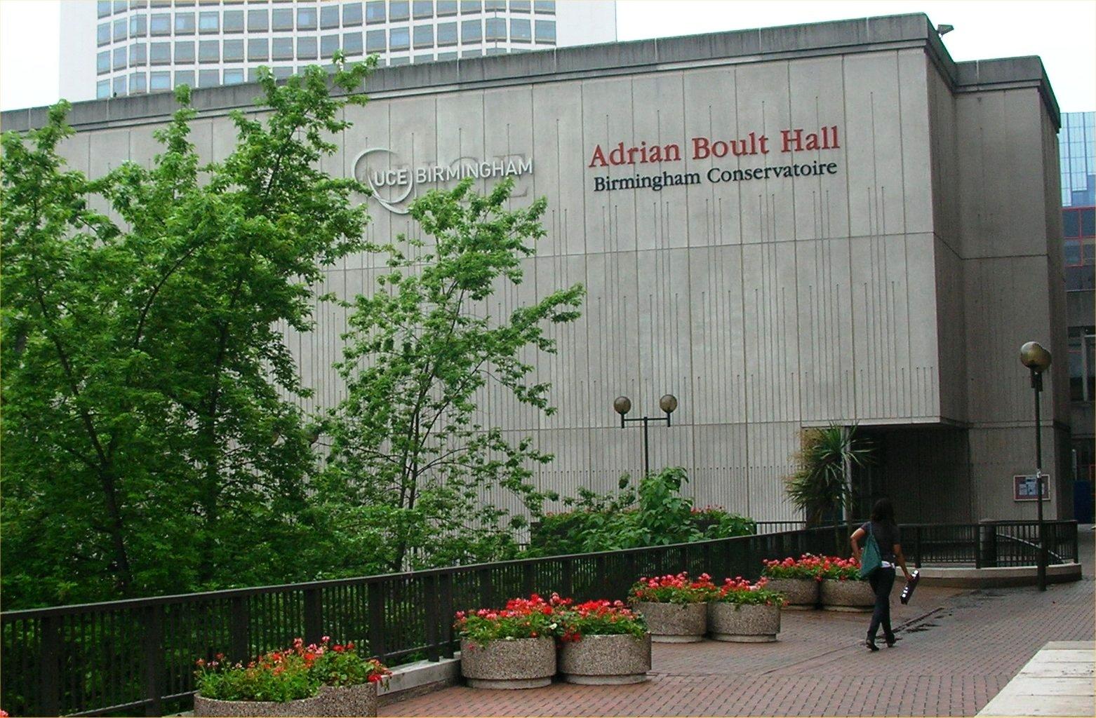 Birmingham Conservatoire picture