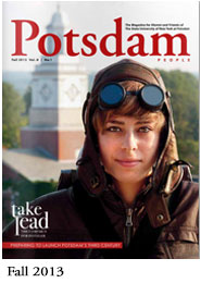 Fall 2013 Issue of Potsdam People