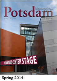 spring 2014 potsdam people cover thumbnail