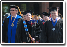Information for Faculty & Staff - SUNY Potsdam Commencement Exercises