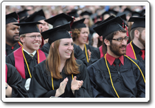 Information for Students for SUNY Potsdam Commencement Exercises