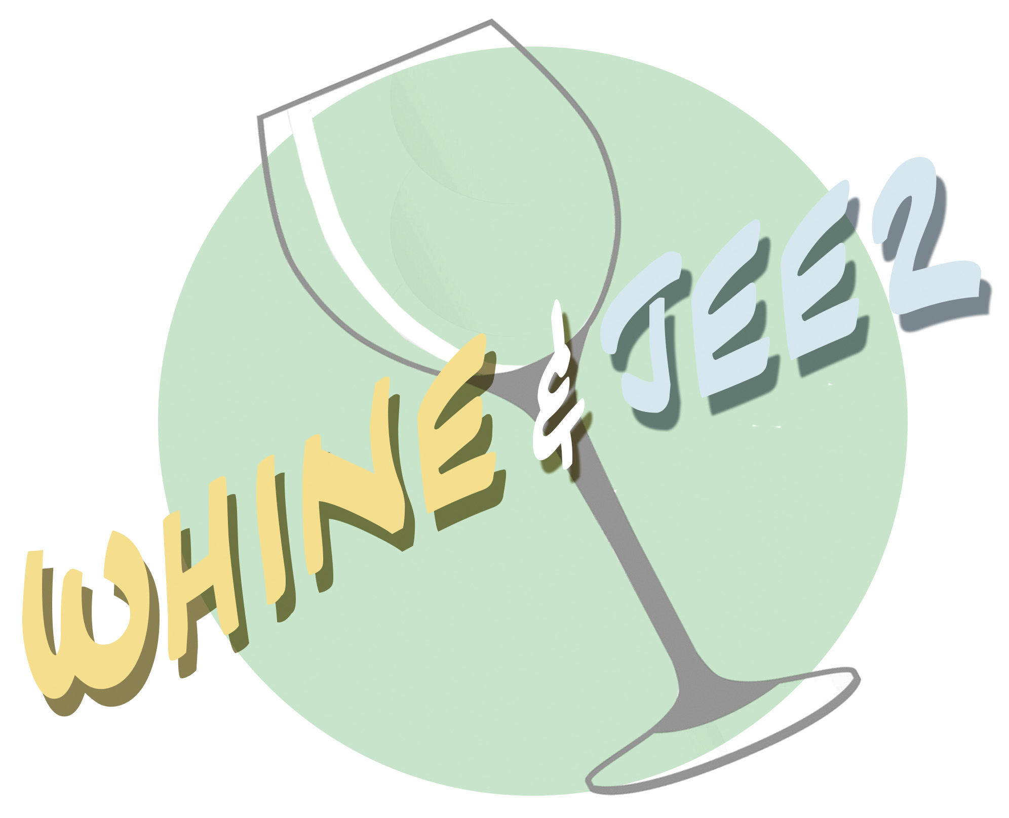 whine and jeez logo