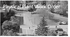 Physical Plant Work Order