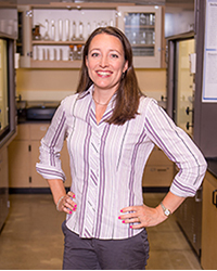 Dr. Adrienne Rygel, associate professor SUNY Canton