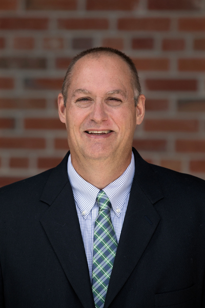Dr. Allen C. Grant is the new dean of SUNY Potsdam's School of Education and Professional Studies.