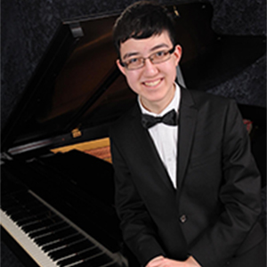Pianist Christian Verfenstein '20, the first prize winner of the 2019 Crane Concerto Competition, will perform alongside the Crane Symphony Orchestra on Oct. 9.