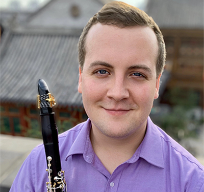 Dr. Joshua Anderson, principal clarinet for the Reno Philharmonic, and an assistant professor of clarinet at the University of Nevada-Reno, is one of the headline artists for the 2019 Potsdam Clarinet Summit at The Crane School of Music.