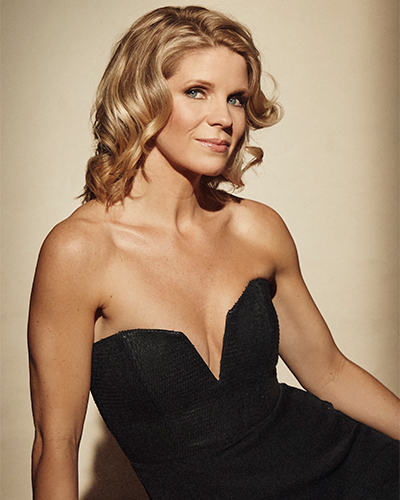 Broadway superstar Kelli O'Hara will be presented in concert on Saturday, May 2 at 7:30 p.m., as part of the CPS Guest Artist Series, at SUNY Potsdam's Crane School of Music.