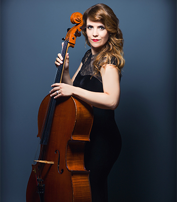 Marie-Élaine Gagnon, an assistant professor of cello, will perform alongside pianist Julie Miller in a faculty recital at SUNY Potsdam's Crane School of Music on Oct. 21.