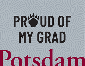 Proud of my grad sign