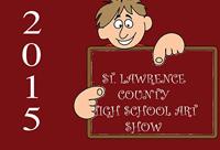 SLC Arts Show Poster Image 2015