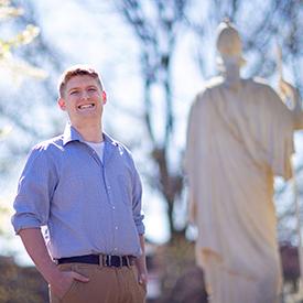 Academic Honoree Tanner Wilson