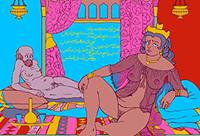 Hend Al-Mansour Art Image